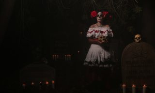 Fantasy Portrait: The Day of the Dead