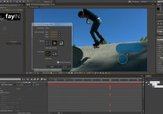 A brand new Adobe After Effects plugin for highly efficient automated camera tracking and digital inserts
