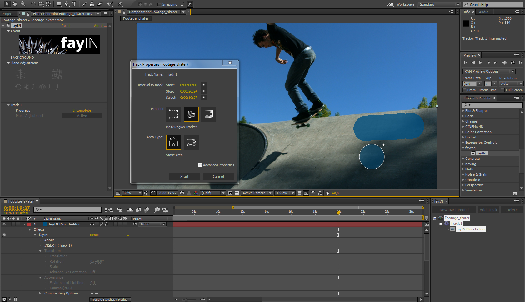 A brand new Adobe After Effects plugin for highly efficient
