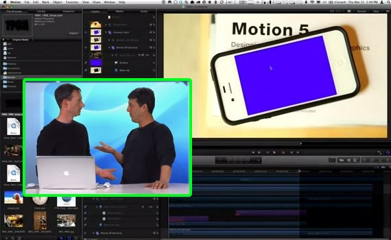Tracking in Mocha and Compositing in Motion 1