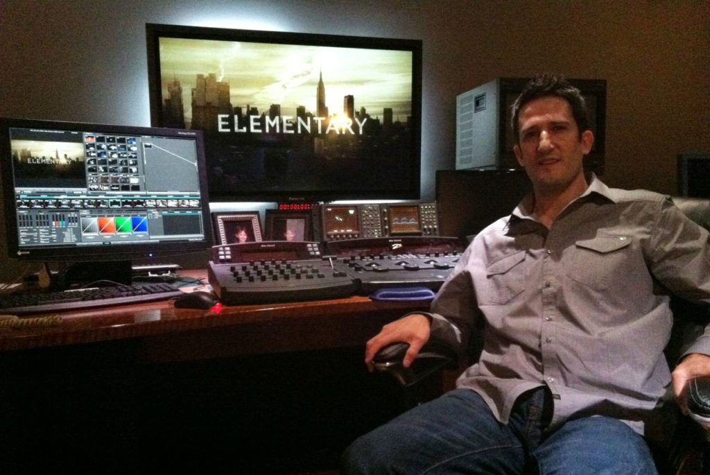 DaVinci Resolve 'Elementary' in Color Grading Hit CBS Crime Solving Television Show 3
