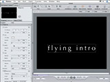 Final Cut Help - Animating Text with Keyframes 1