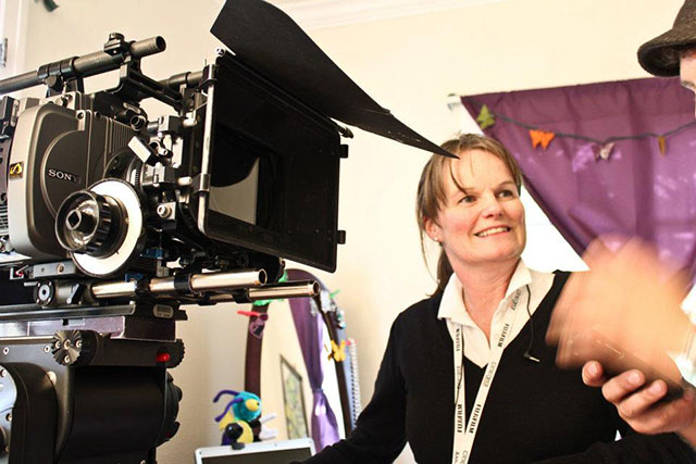 "F65-shot Film ""Sticks & Stones"" Is Finalist at Cannes Film Festival 3"