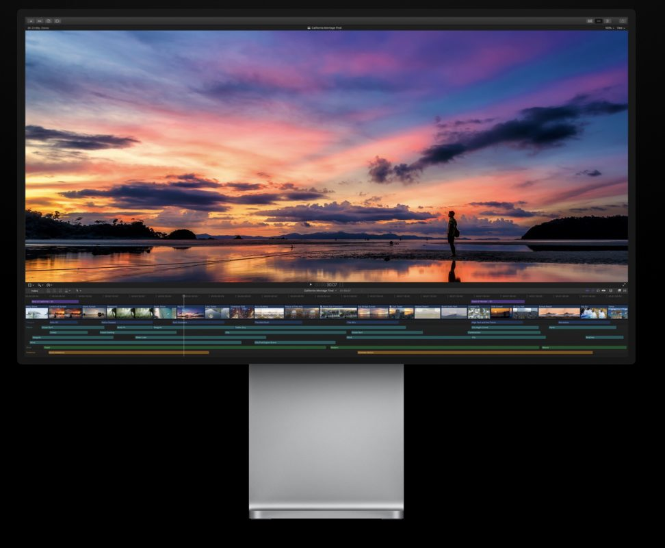 Final Cut Pro updated to 10.5 and loses the X 1