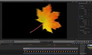 Motion blur in Final Cut Pro X – via Motion