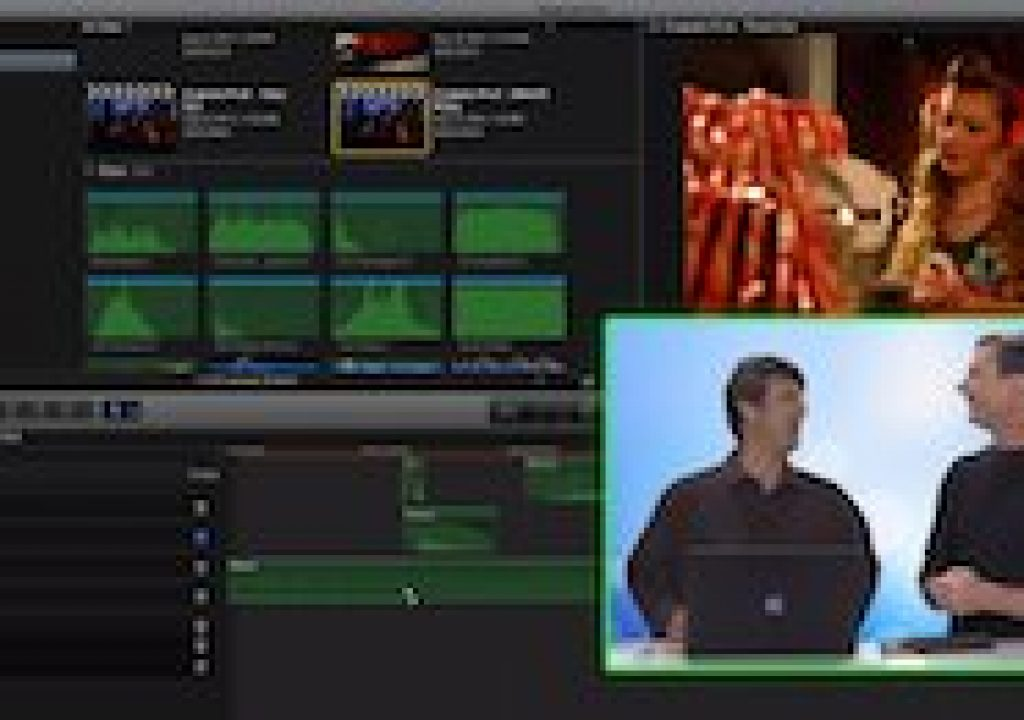 Subroles in Final Cut Pro X 1