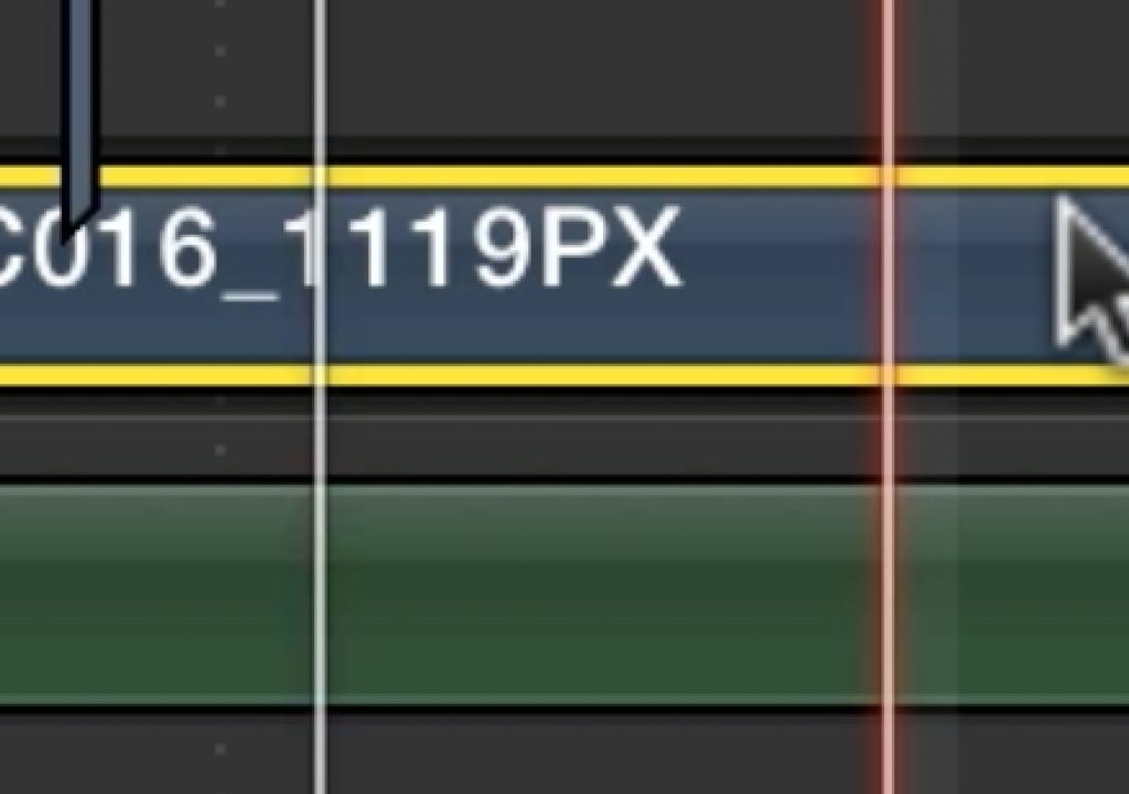 Day 6 #28daysofquicktips - Option click to move the Final Cut Pro X playhead 3