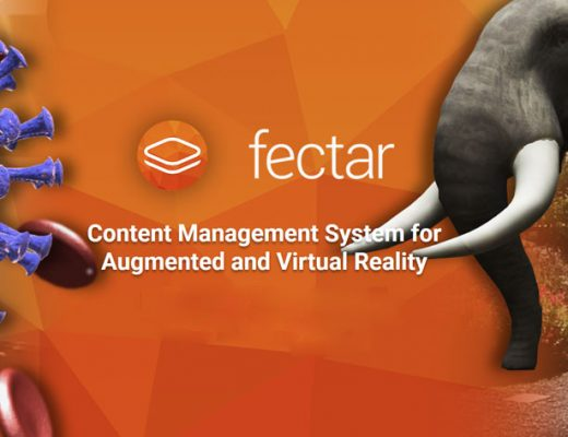 Fectar Studio: a CMS to open VR and AR content creation to the masses 2