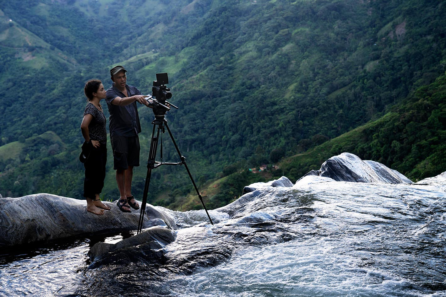 Cinematographer Federico Pardo and the Life Cube experience
