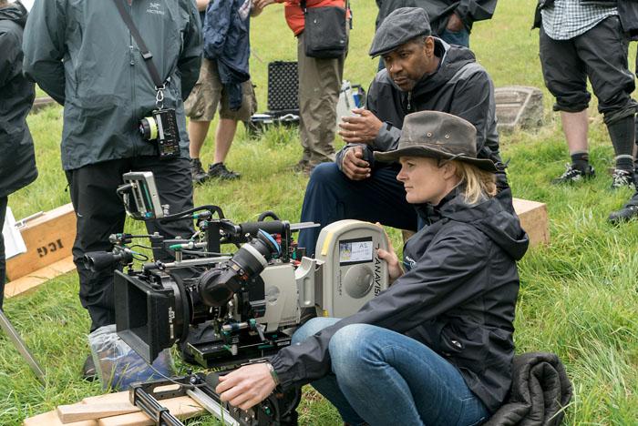 "ART OF THE CUT with Oscar Winner Hughes Winborne on ""Fences"" 11"