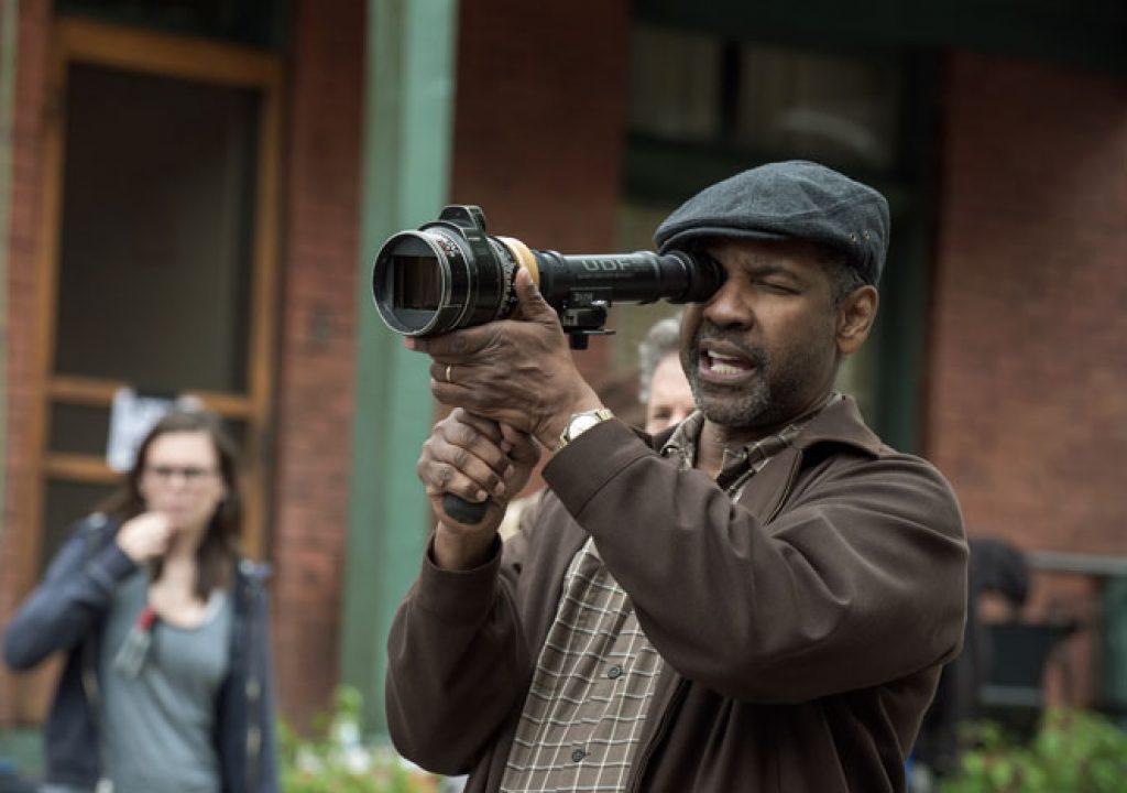 "ART OF THE CUT with Oscar Winner Hughes Winborne on ""Fences"" 3"