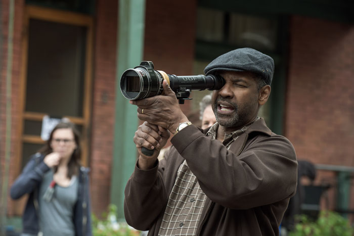 "ART OF THE CUT with Oscar Winner Hughes Winborne on ""Fences"" 41"