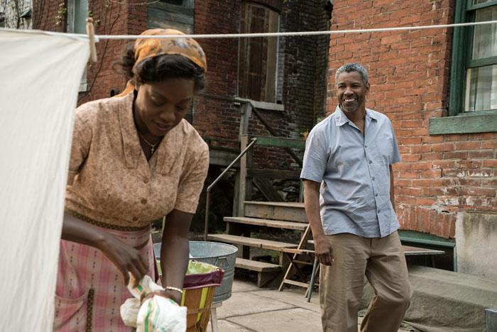 "ART OF THE CUT with Oscar Winner Hughes Winborne on ""Fences"" 15"