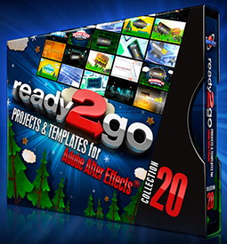 Dynamic Looks in All-New ready2go Projects & Templates for After Effects® 1
