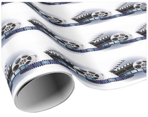 film strip wrapping paper