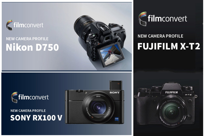 Fujifilm X-T2 gets a camera profile from FilmConvert by Jose