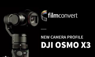 A profile for the DJI Osmo camera