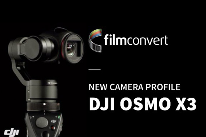 A profile for the DJI Osmo camera
