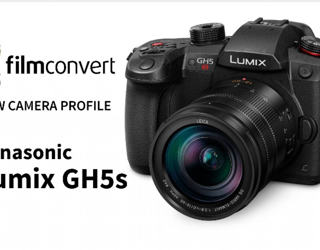 FilmConvert announces camera profile for the Panasonic Lumix GH5s