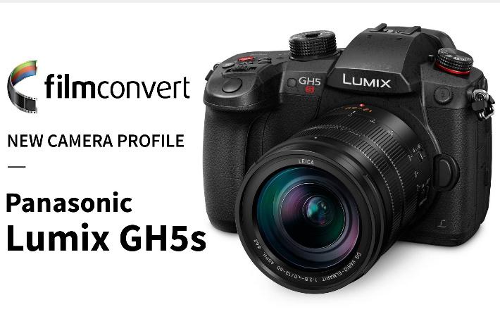FilmConvert announces camera profile for the Panasonic Lumix GH5s