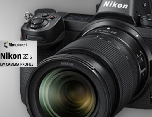FilmConvert now has profiles for Nikon Z6 and iPhone