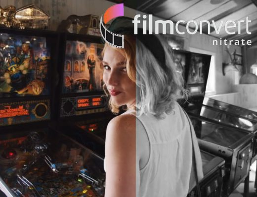 FilmConvert Nitrate: 19 classic film stocks and Cineon Log film emulations
