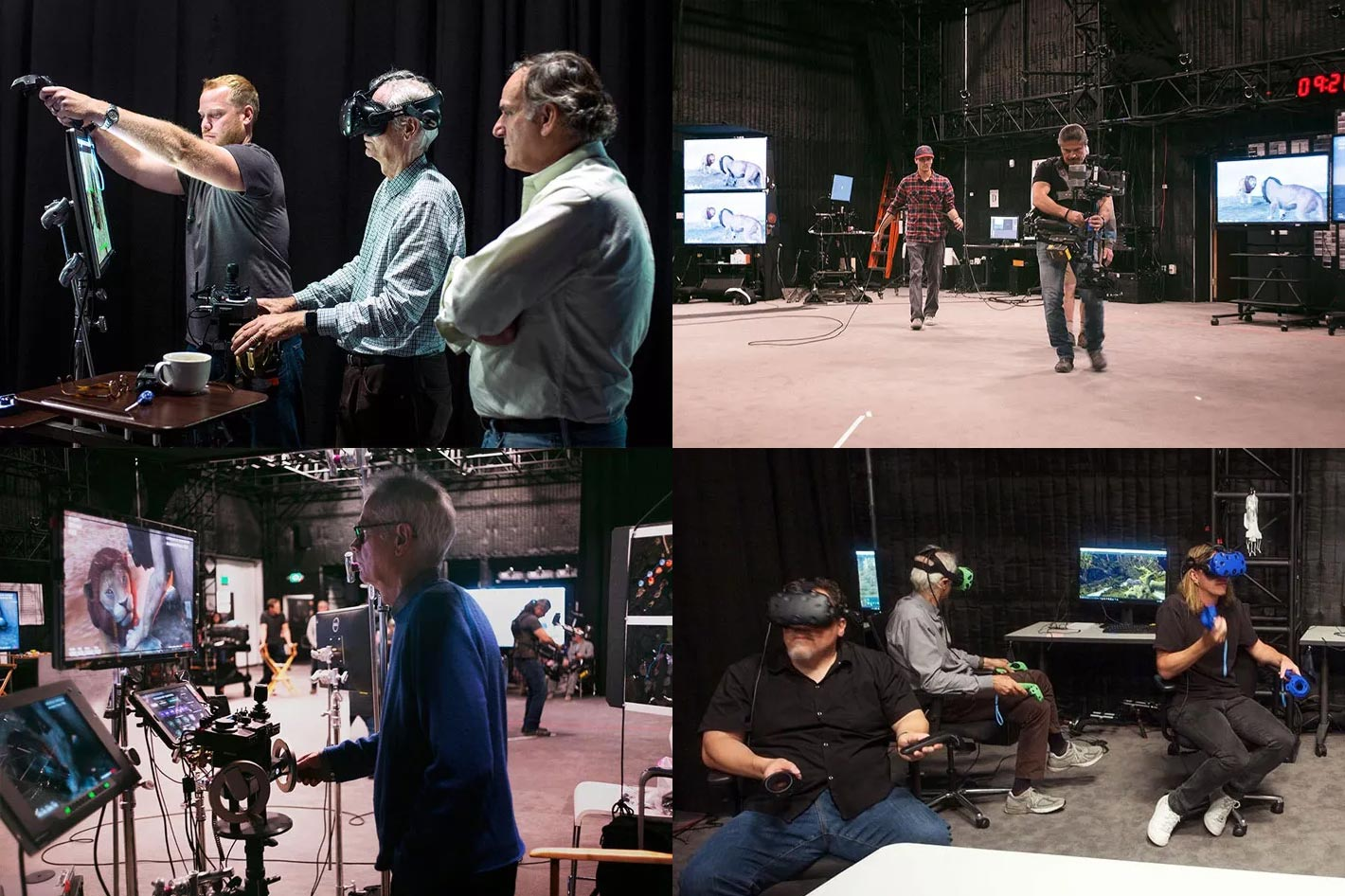 How game engines and VR are changing filmmaking