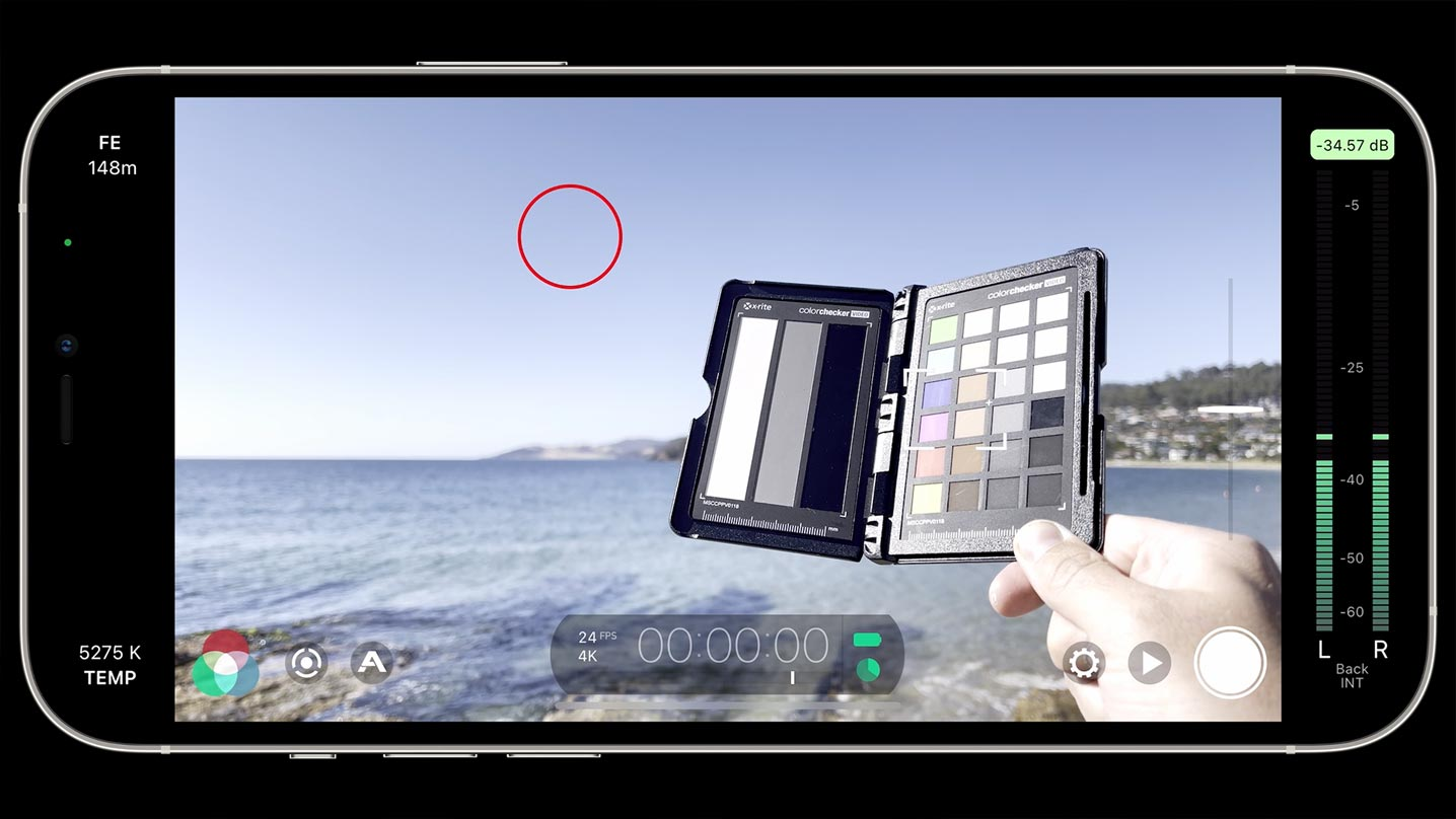 FiLMiC Pro supports 10-Bit SDR capture on iPhone and Android