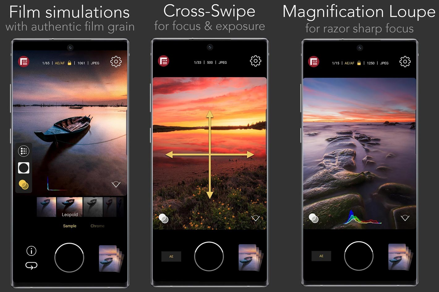 FiLMiC Firstlight photo app for iOS and Android gets update 3