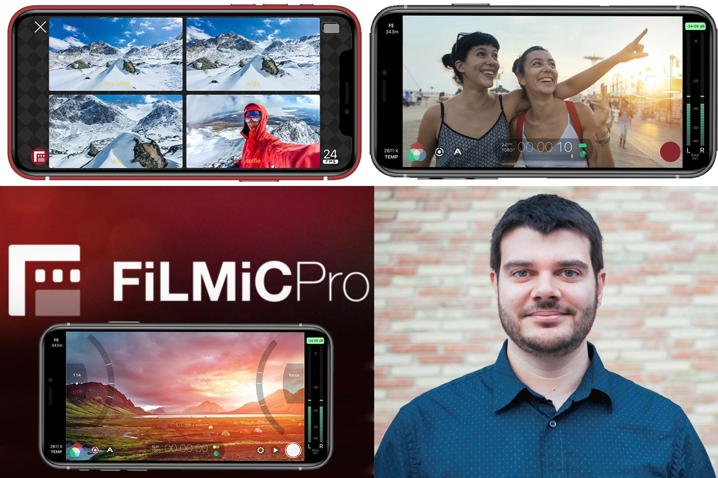 FiLMiC expands to Europe to accelerate mobile cinema
