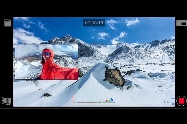 FiLMiC DoubleTake transforms iPhone 11 into a Multicam Studio 3