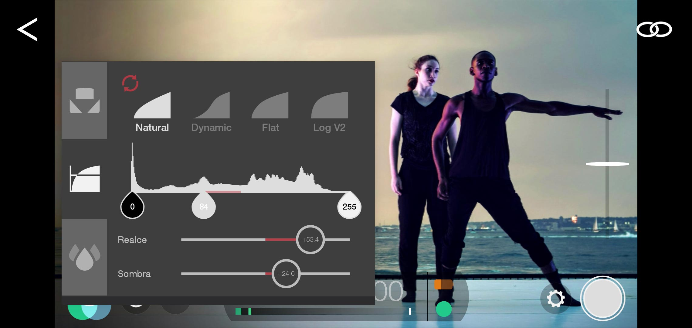 FiLMiC Remote for Android: a complete mobile studio experience