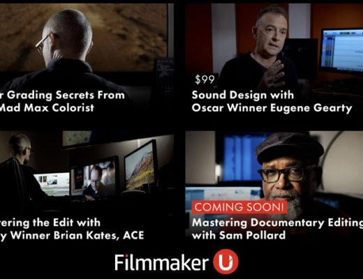 Staying home? check these online filmmaking courses from Filmmaker U