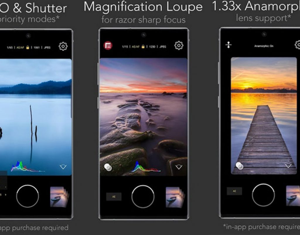 FiLMiC launches FREE Firstlight photo app for Android