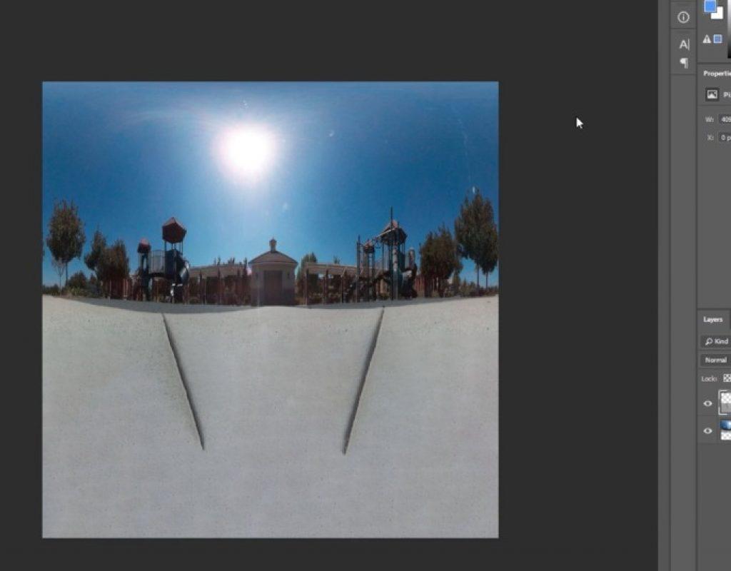 Learn VEGAS VR Studio – Creating VR Images for VR Studio 1