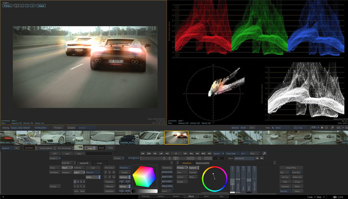 Autodesk: new AI tools accelerate workflows in Flame Family 2020.1 3