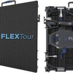 FLEXTour, a new curve-able LED display