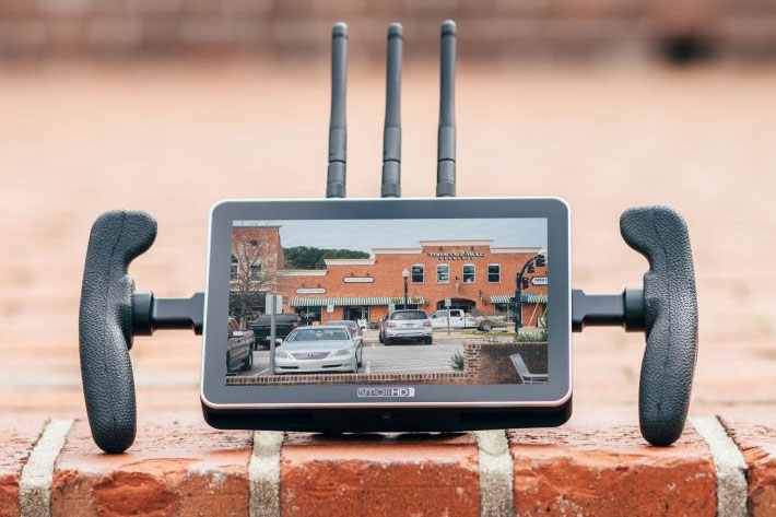 SmallHD will showcase the monitor, FOCUS 7 Bolt 500 RX at NAB 2019