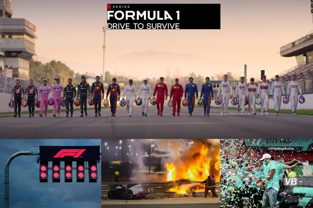 Formula 1 is back, so is Netflix's Drive to Survive documentary