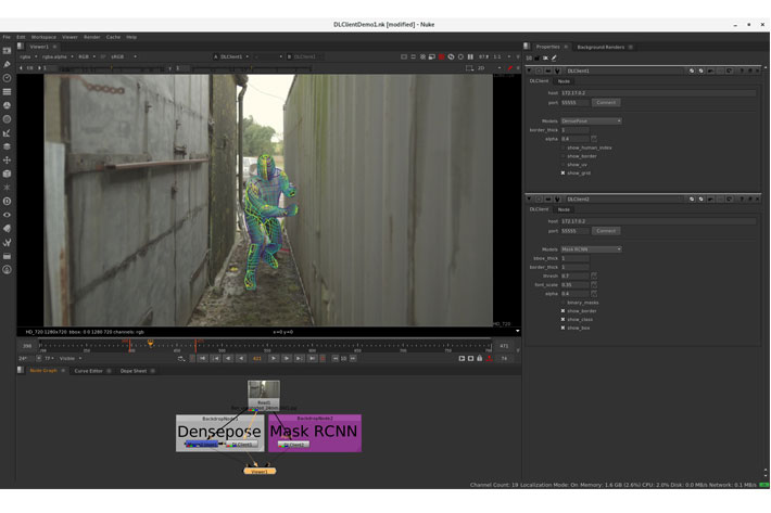 Foundry at DigiPro 2019: Machine Learning in Post-Production Software 8