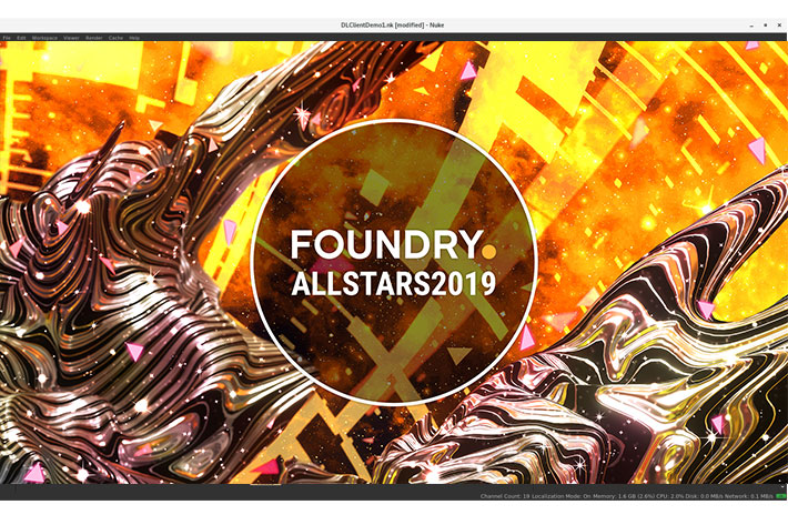 Foundry at DigiPro 2019: Machine Learning in Post-Production