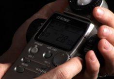 Calibrating a Light meter for Digital Video