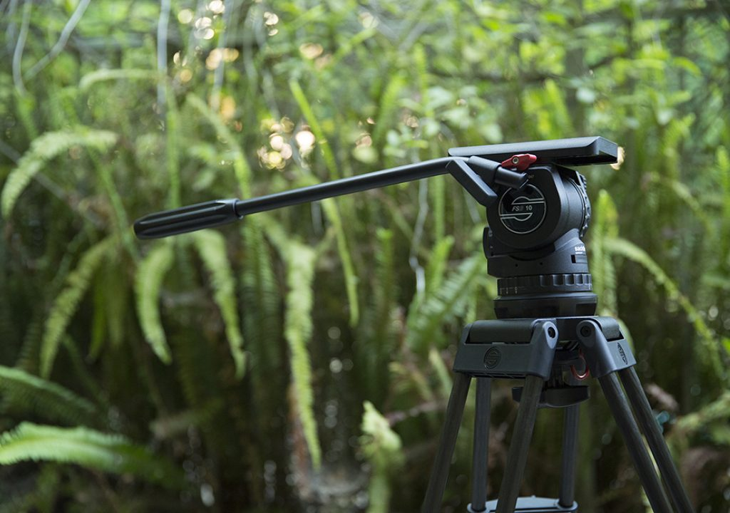 An Extremely Versatile Tripod System - Sachtler FSB10 T Review 1