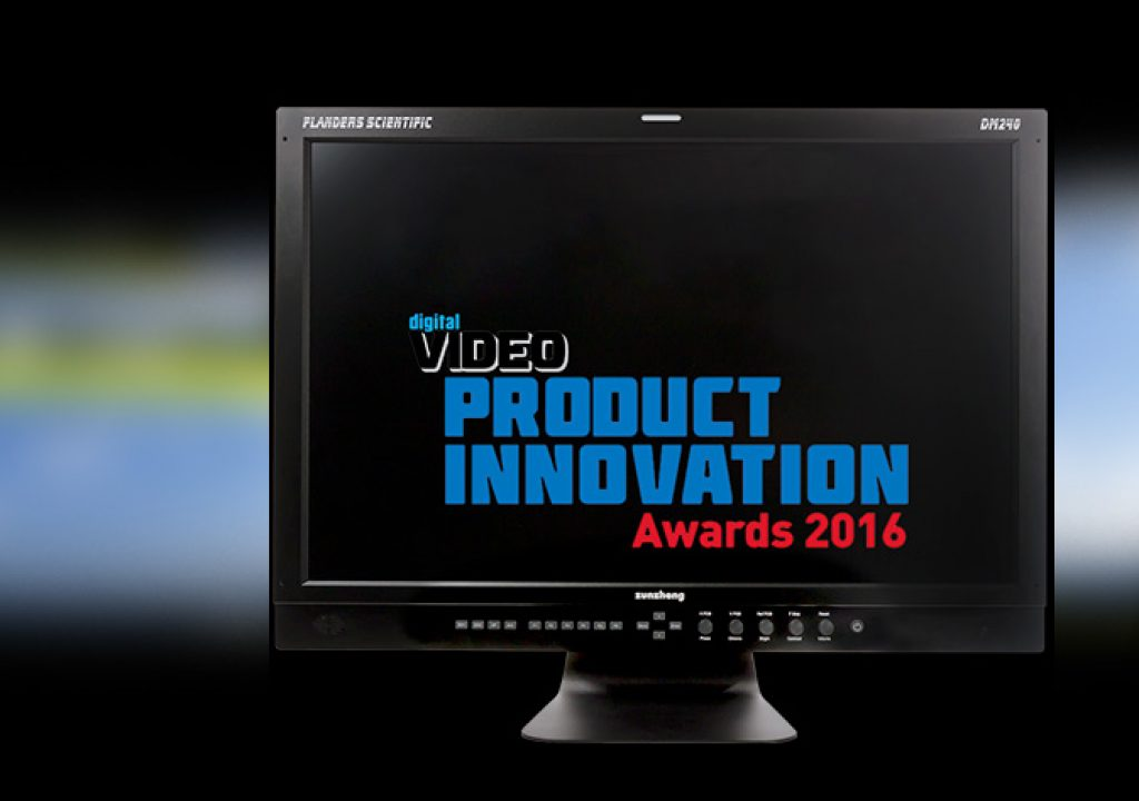 FSI's DM240 monitor receives award