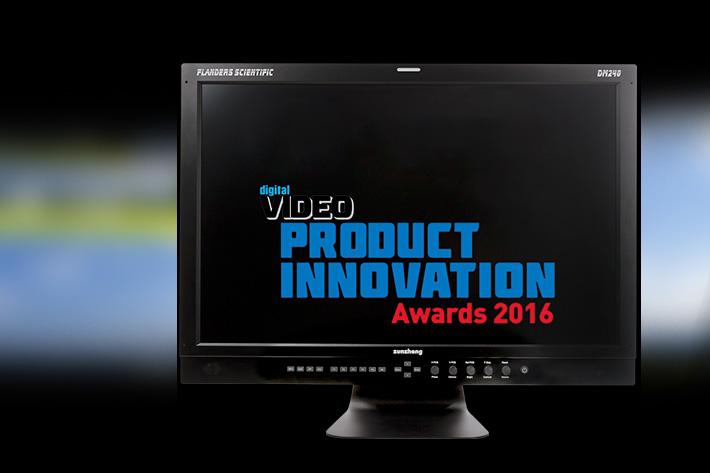 FSI's DM240 monitor receives award