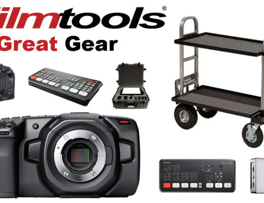 Great Gear from Filmtools: Affordable LED Lights, Converted Senior Carts, 4K Cinema Cameras and More 13