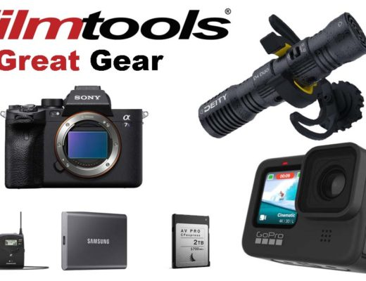 Great Gear from Filmtools: Exciting New Cameras, Light Panel Kits, Wireless Mic Systems and More 12