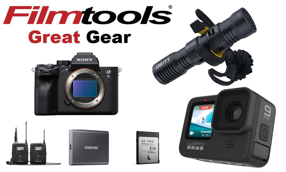 Great Gear from Filmtools: Exciting New Cameras, Light Panel Kits, Wireless Mic Systems and More 23