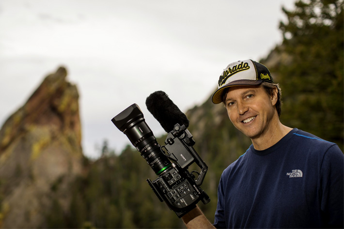 DP Lance Murphey wins MK18-55mm Fujinon zoom