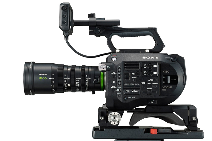 Fujifilm: new MK Cinema lenses will have X-Series version